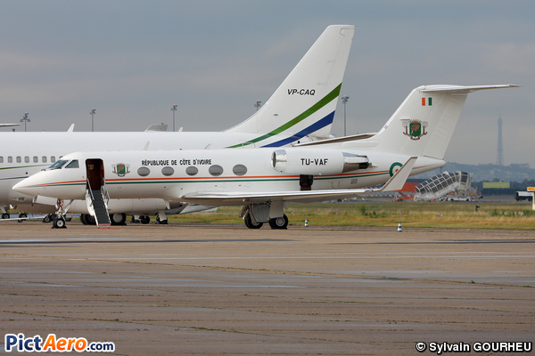 Gulfstream Aerospace G-1159A Gulfstream G-III (Ivory Coast - Air Force)
