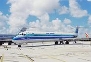 McDonnell Douglas MD-83 (DC-9-83) (P4-MDE)