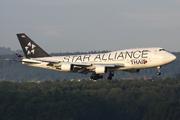 Boeing 747-4D7 - HS-TGW