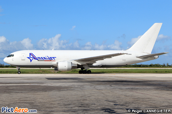 Boeing 767-232/SF (Amerijet International)