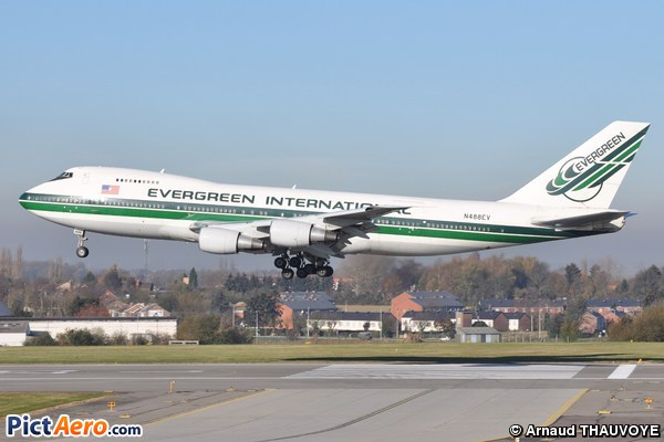 Boeing 747-230B(SF) (Evergreen International Airlines)