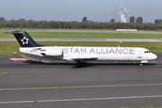 Fokker 100 (F-28-0100) (D-AFKF)