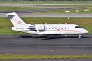 Canadair CL-600-2B16 Challenger 601-3R (VP-CLZ)