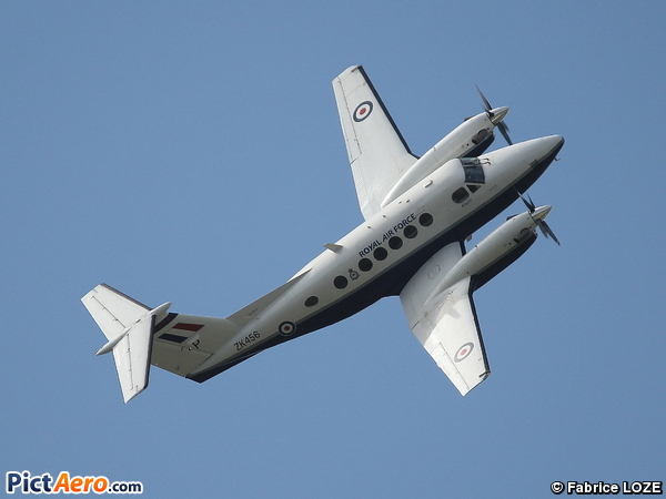 Raytheon B200 King Air (Royal Air Force)