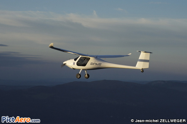 Pipistrel Sinus (Privé / Private)