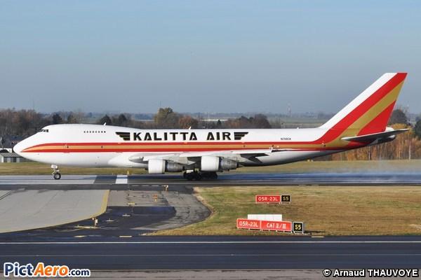 Boeing 747-269B(SF)  (Kalitta Air)