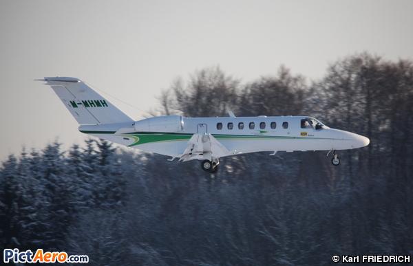 Cessna 525B Citation CJ3 (Herrenknecht Aviation)