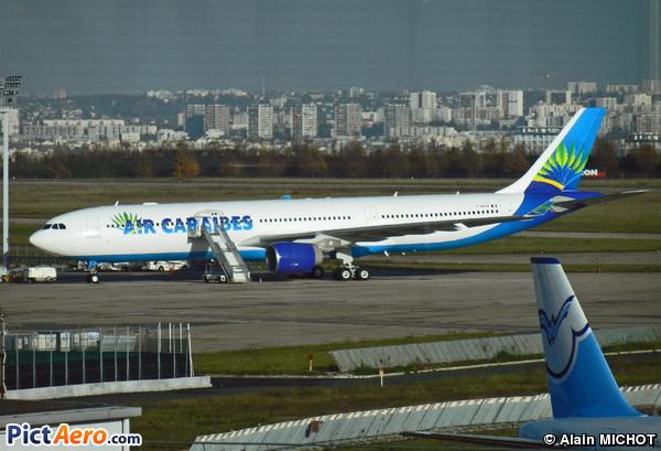 airbus a330 323e air carabes
