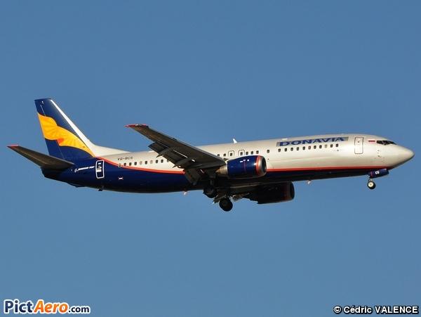 Boeing 737-43Q (Donavia)