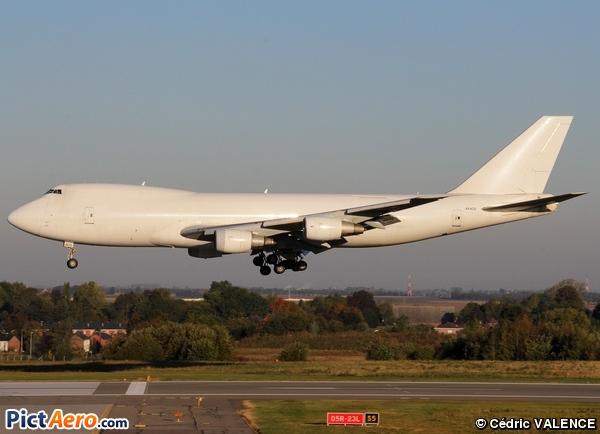 Boeing 747-230B(SF) (Cargo Air Lines (CAL))