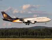 Boeing 747-44AF/SCD (N575UP)