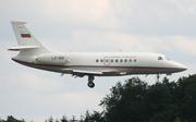 Dassault Falcon 2000 DX (LZ-001)