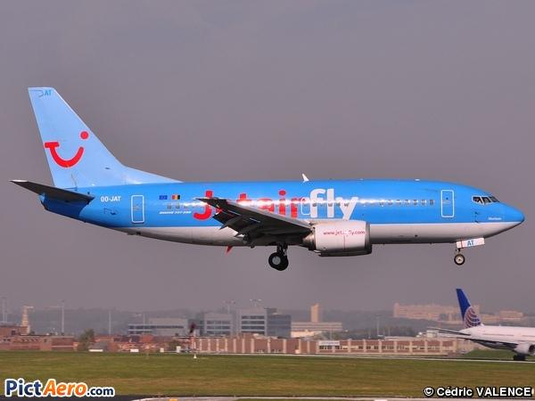 Boeing 737-5K5 (Jetairfly)