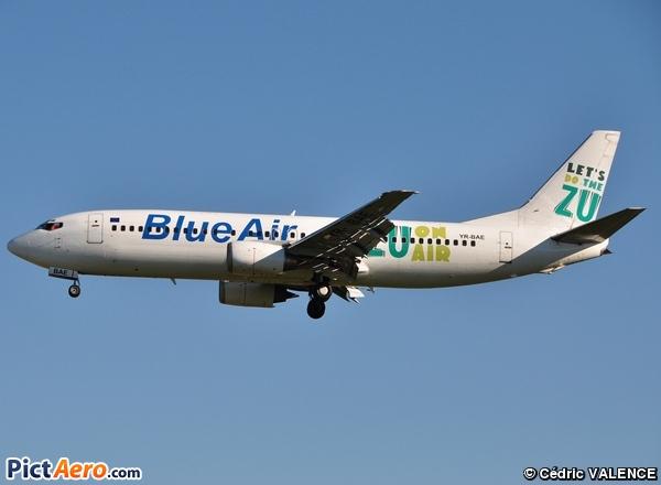 Boeing 737-46N (Blue Air)