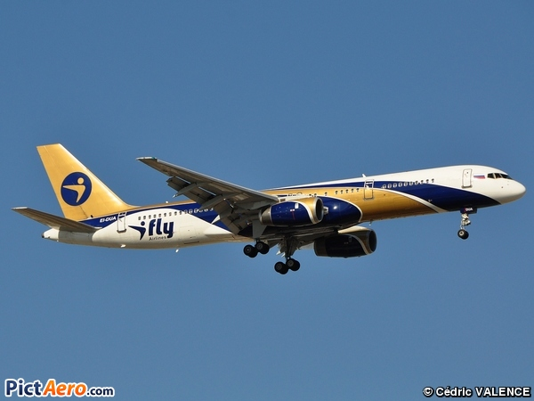 Boeing 757-256 (iFly)