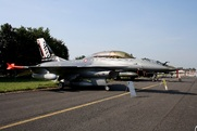 General Dynamics F-16BM Fighting Falcon (6G-1)