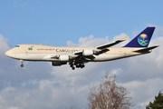 Boeing 747-48EF/SCD