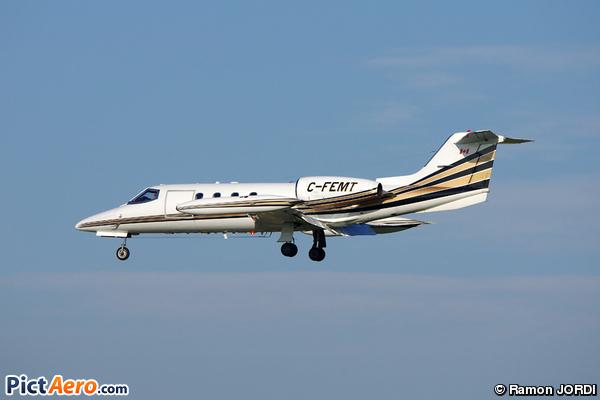 Learjet 36A (Fox Flight)