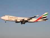 Boeing 747-4HA/ERF (OO-THD)