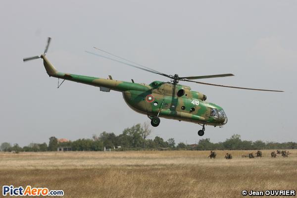 Mil Mi-17 (Bulgaria - Air Force)