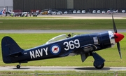 Hawker Sea Fury FB-11 (F-AZXL)