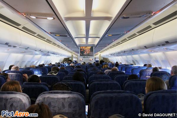 Airbus A330 343x C Gtsd Air Transat By David Dagouret Pictaero