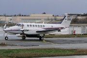 Beech 350ER KING AIR (F-ZBGL)