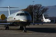 Bombardier CRJ-100SE (Challenger 800) (HB-IDJ)