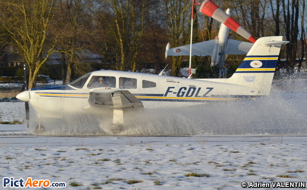 PA-28R-201T Turbo Arrow III (Private)