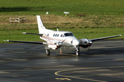 Beech E90 King Air (G-ORTH)
