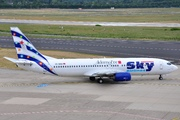 Boeing 737-883 (TC-SKU)