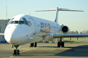 McDonnell Douglas MD-83 (DC-9-83) (YR-HBE)