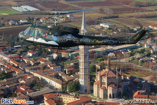 Agusta-Bell AB-205A-1 (Italy - Army)