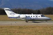 Beech 400-A Beechjet (HA-YFJ)