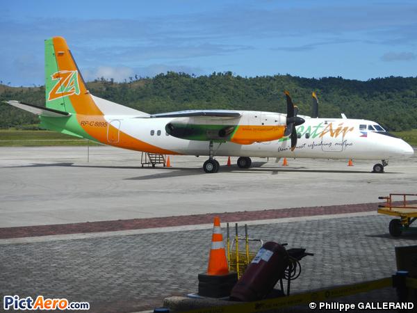 Xian MA-60 (Zest Air)