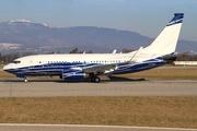 Boeing 737-7HZ/BBJ (P4-NGK)