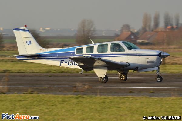 Beech 36 Bonanza (Union Aéronautique du Cambresis)