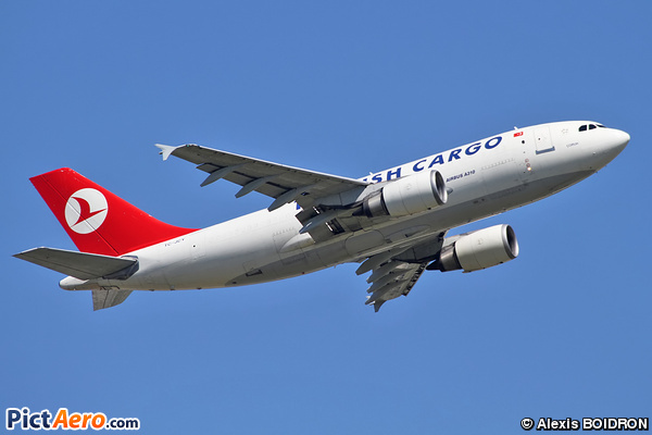 Airbus A310-304(F) (Turkish Airlines Cargo)
