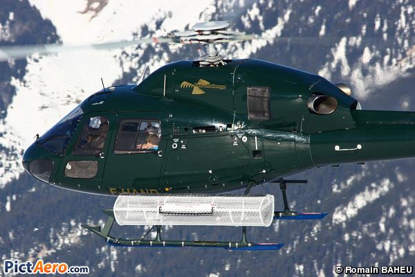 Aérospatiale AS-355N Ecureuil 2 (Ixair)