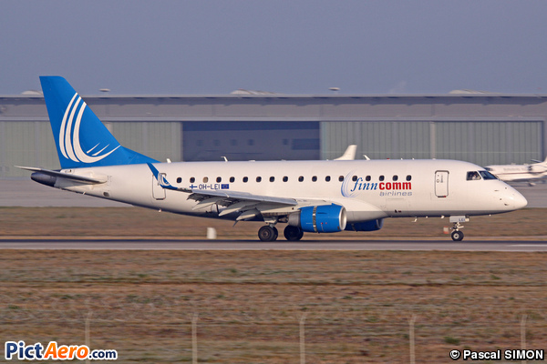 Embraer ERJ-170-100ST (Finncomm Airlines)