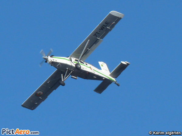 Pilatus PC-6/B2-H4 (Algeria - Air Force)