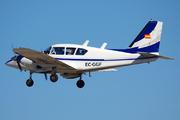 Piper PA-23-250-Aztec E (EC-GGF)