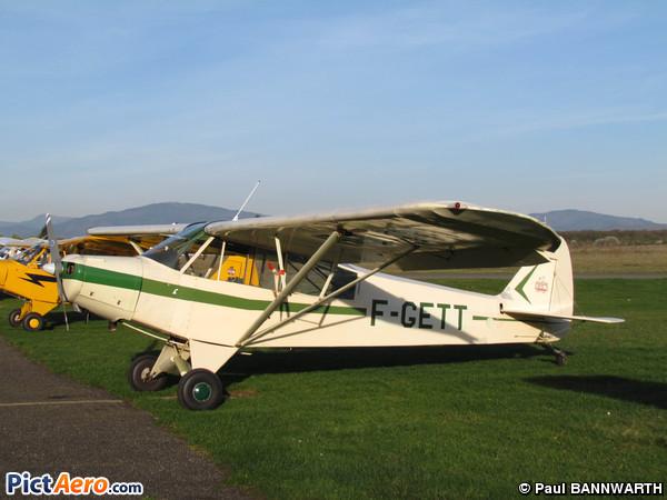 Piper L-18C Super Cub (Aéro Club du Haut Rhin)