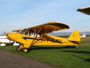 Piper PA-18-150 Super Cub (F-GJSG)