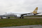 Airbus A320-214 (5A-LAH)