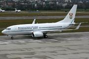 Boeing 737-7ED/BBJ (ZS-RSA)