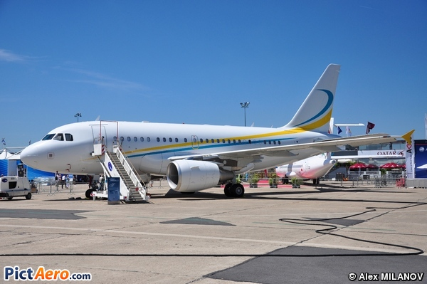 Airbus A318-112/CJ Elite (Comlux Aviation Malta)