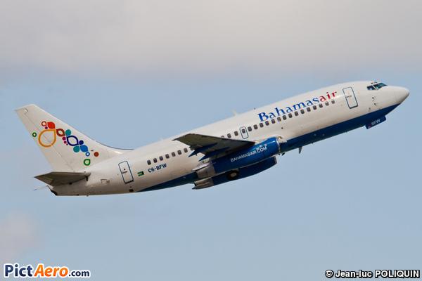 Boeing 737-2K5 (Bahamasair)