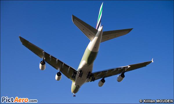 Airbus A380-841 (Emirates)
