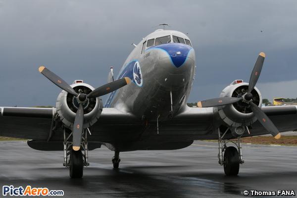 Douglas DC-3C (Air France)